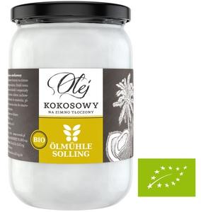 BIO Olej Kokosowy na zimno tłoczony 500 ml
