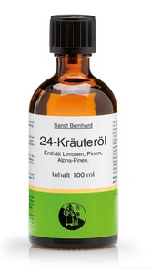 Olejek eteryczny 24-zioła