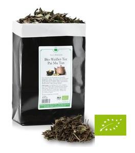 Bio biała herbata Pai Mu Tan 100 g