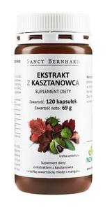 Kasztanowiec - 120 kaps.