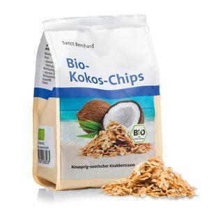 Bio chipsy kokosowe 150 g